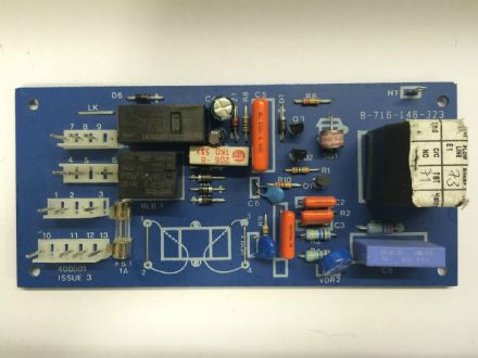 Worcester 9.24 RSF MK1 Control PCB